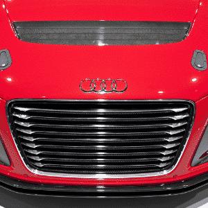 Audi R8 e-tron - Adriano Vizoni/Folhapress