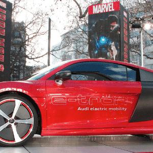 Audi R8 e-tron - Divulgação
