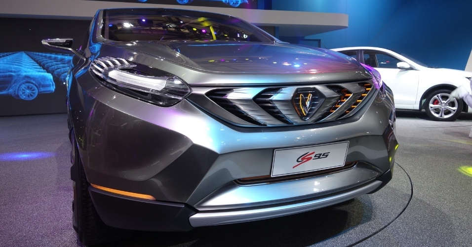 Changan S95 Concept