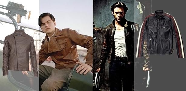Os modelos clássicos de jaquetas estão ligados ao figurino de filmes marcantes e são bons para usar também fora das telas - Divulgação