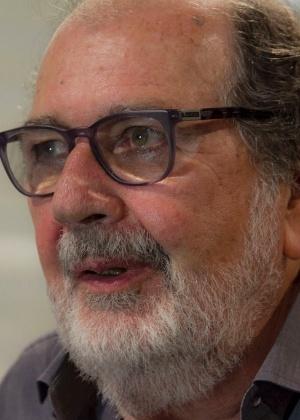 O diretor Cacá Diegues chega na abertura do festival Cine PE, em Olinda, Pernambuco - Daniela Nader/Divulgação