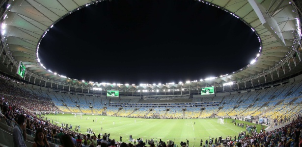 Fla quer jogar no Maracnã, mas estádio não é unânimidade por causa de obras - Fernando Maia/UOL