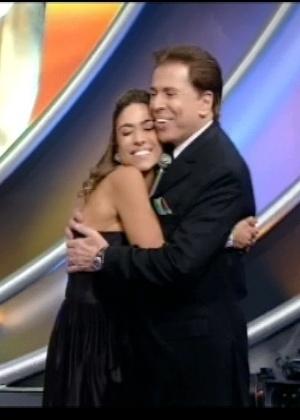 Patricia Abravanel e Silvio Santos decidiram que o SBT vai ter mais um horário de novelas