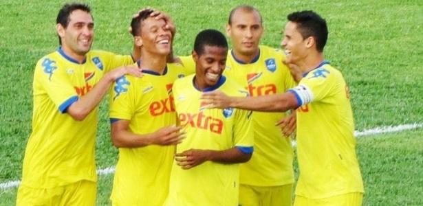 323569c5cd Clube iniciou atividade no futebol em 2007 e estava na A-2 desde 2010