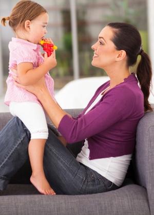 Células fetais protegem saúde da mãe - Thinkstock
