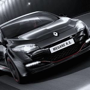 Renault Mégane RS - Divulgação