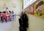 75% das crianças com menos de 4 anos estão fora da escola - Eduardo Anizelli/Folhapress