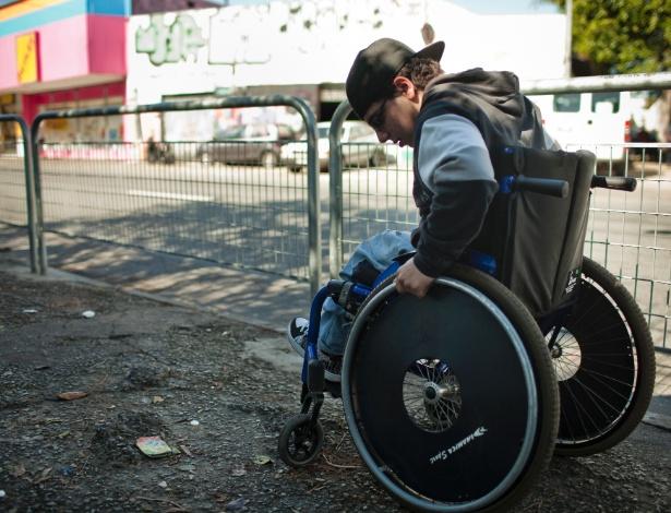Empresas têm dificuldade em enxergar o cadeirante como profissional capaz
