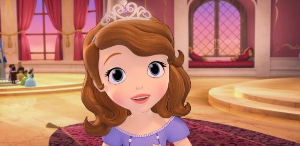 Sofia virou princesa após sua mãe casar com o Rei Roland 2º