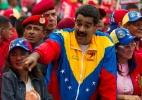 """""""EUA não respeitam a Venezuela"""", diz Nicolás Maduro ao"""