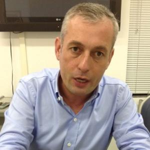 Ex-prefeito de Blumenau João Paulo Kleinubing (PSD), que concorre à Câmara Federal