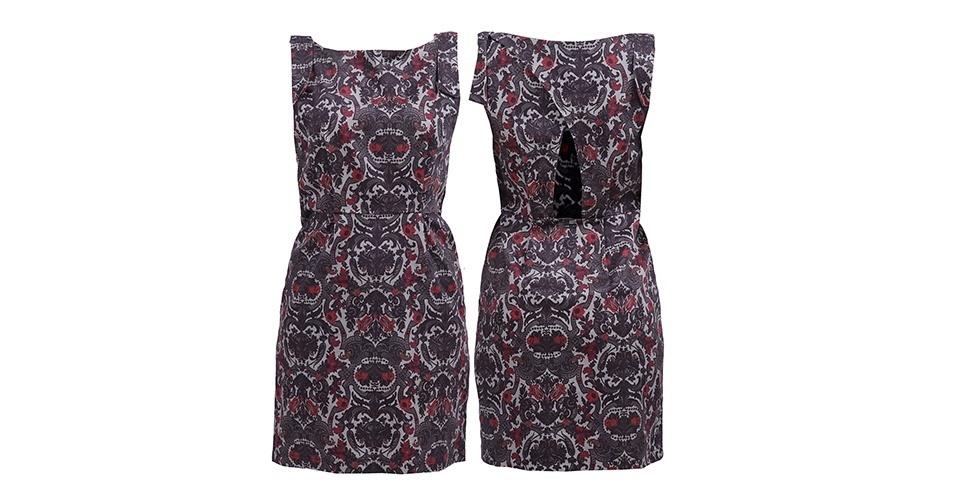 Vestido de algodão e elastano; R$ 269,50, Mormaii