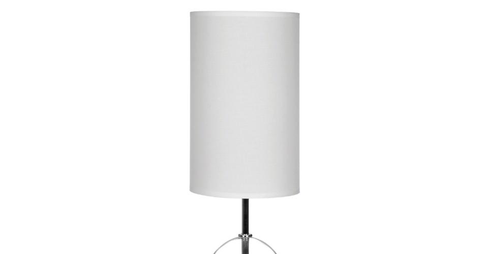 A luminária de mesa Mago é um produto da Tok&Stok (www.tokstok.com.br) e custa R$ 220 I Preços pesquisados em abril de 2013 e sujeitos a alterações