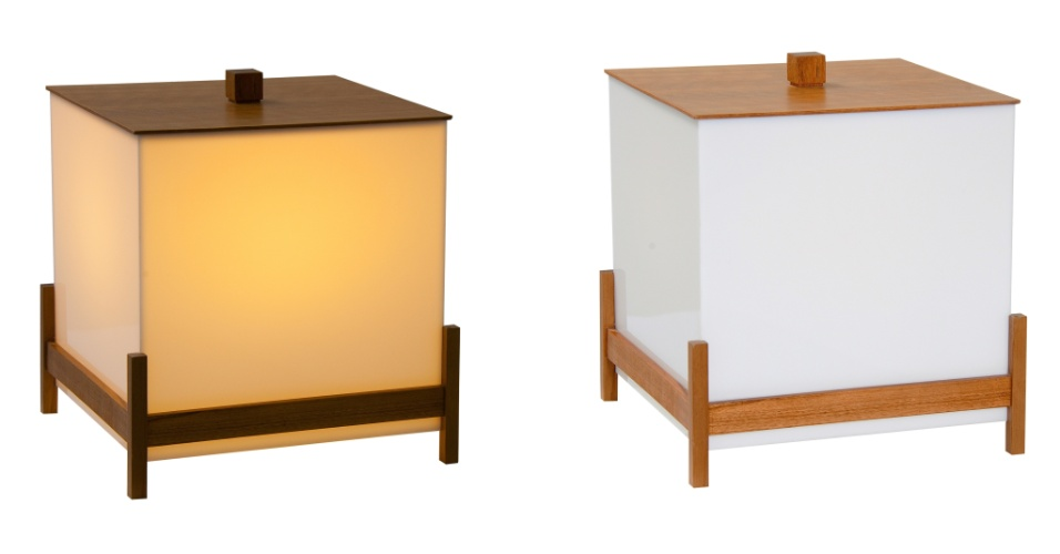 Desenhada pela designer Fernanda Brunoro, a luminária Surpresas é feita de madeira maciça e caixa acrílica. O item (33 cm por 33 cm por 34 cm) é vendido na Arquivo Contemporâneo (www.arquivocontemporaneo.com.br) por R$ 2.200 (cada) I Preços pesquisados em abril de 2013 e sujeitos a alterações