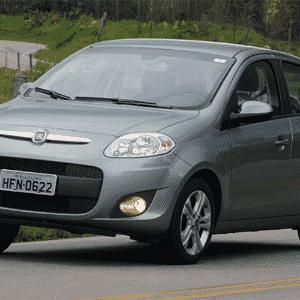 Fiat Palio Attractive 1.4 - Murilo Góes/UOL