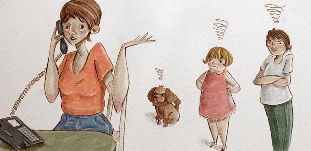 Como seria se existisse um SAC materno que pudesse tirar minhas dúvidas e ouvir minhas críticas e sugestões