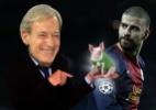 Buemba! Rogério Ceni defende em 3D! - Arte UOL