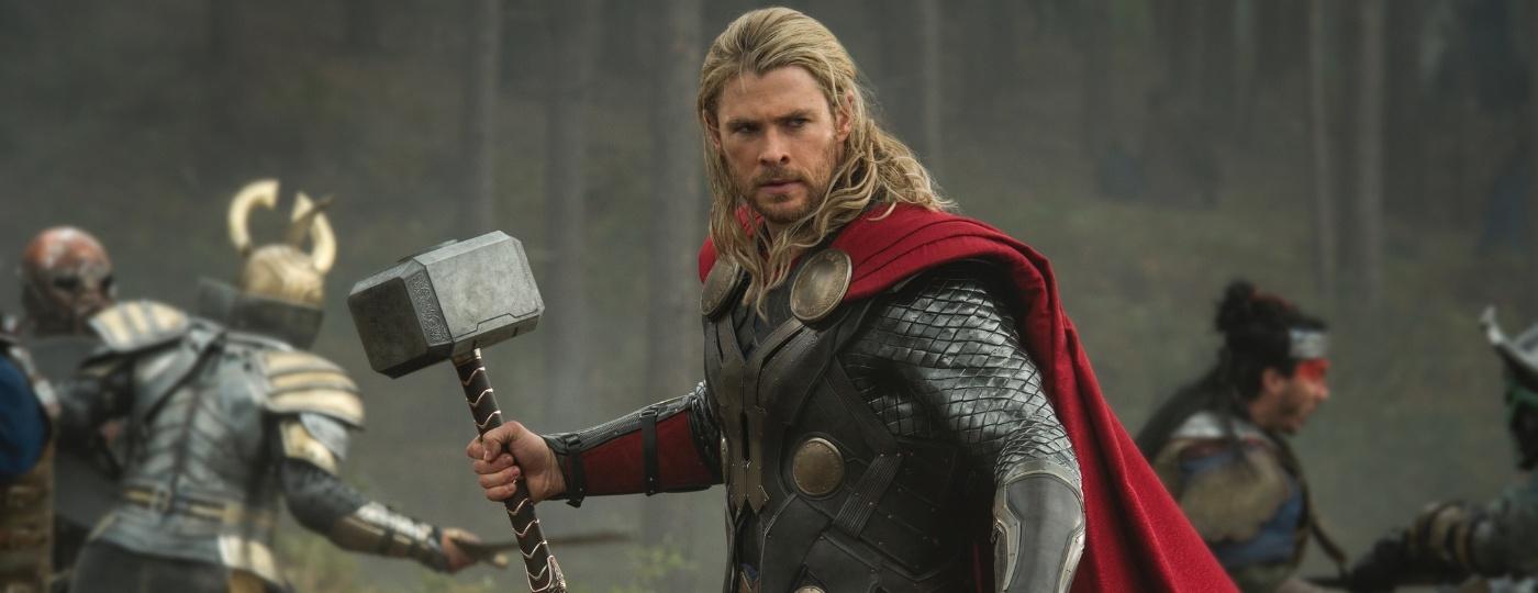 """Cena de """"Thor: O Mundo Sombrio"""" - Divulgação"""