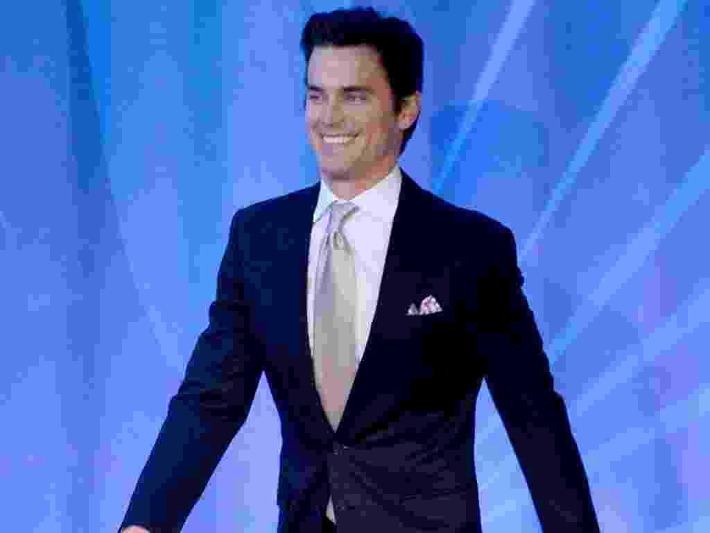 20.abr.2013 - O ator Matt Bomer em evento em Los Angeles - Kevin Winter/Getty Images for GLAAD