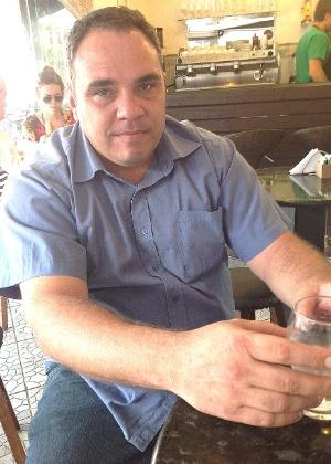 Ex-secretário de Obras de Blumenau Alexandre Brollo durante entrevista ao UOL em Florianópolis - Renan Antunes de Oliveira/UOL