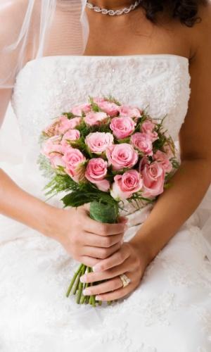 Buquê, arranjo, flores, rosas