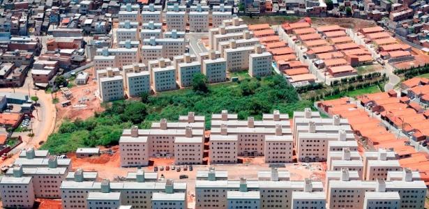 Conjunto do Minha Casa, Minha Vida em Guarulhos, na Grande SP
