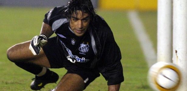 Henao jogou no Santos em 2005