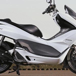 Honda PCX - Divulgação