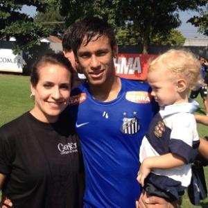 Neymar se empolga com visita de Cirque du Soleil e promete ... 0c6c0715cbf9d