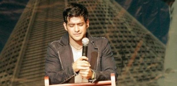 O cantor Allyson Castro nasceu em Porto Velho, Rondônia
