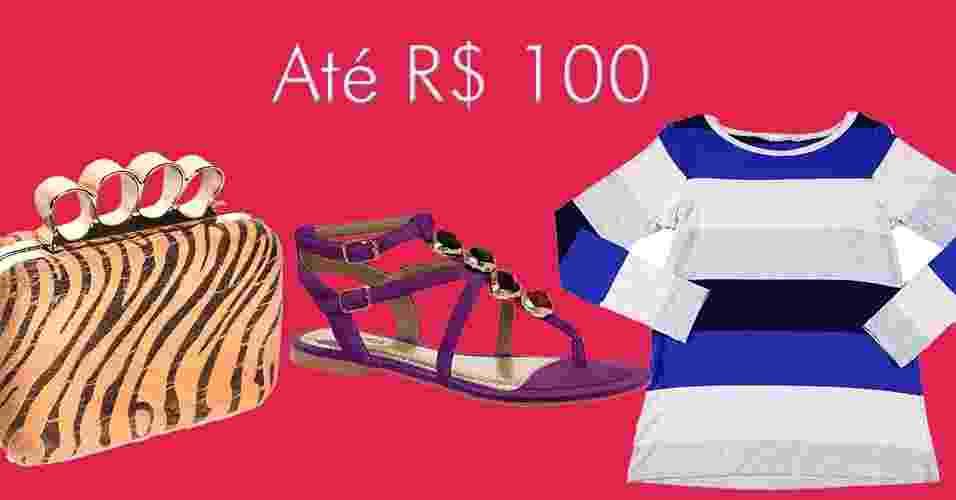 Sugestões de presentes até R$ 100 - Divulgação