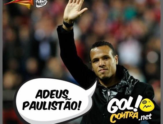 Corneta FC: E assim o São Paulo se despede