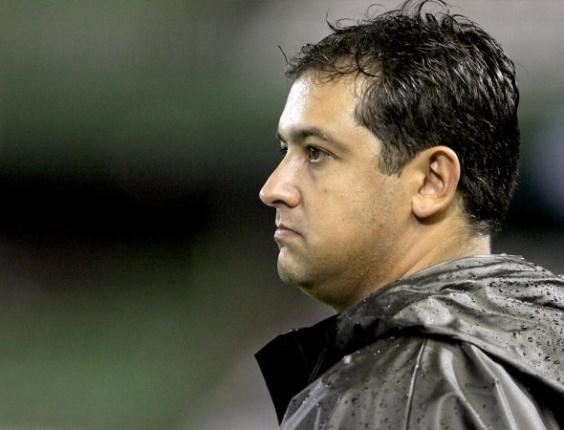 Marquinhos Santos, técnico do Coritiba