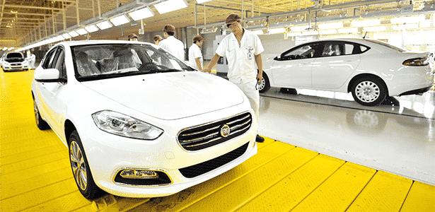 Fiat Viaggio, que no Brasil pode ter outro nome: sedã médio vai para o fim da fila de Goiana - Divulgação