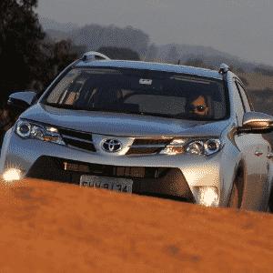 Toyota RAV4 - Murilo Góes/UOL