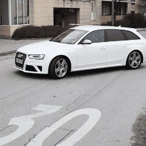 Audi RS4 Avant - Eugênio Augusto Brito/UOL