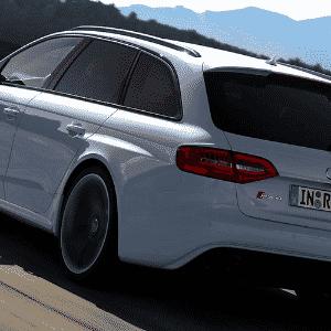 Audi RS4 Avant - Divulgação