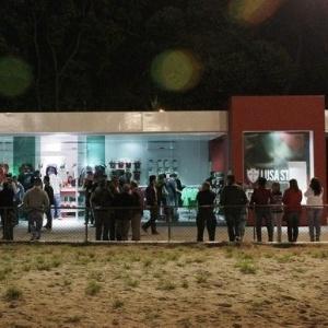 Lusa Store foi inaugurada com a presença de atletas, diretores, conselheiros, imprensa e sócios torcedores