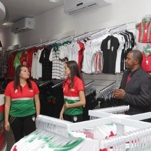 Novos e diversificados produtos podem ser encontrados na loja oficial da Portuguesa