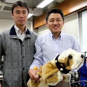 Empresa japonesa cria robôs capazes de detectar chulé e mau hálito