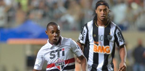 São Paulo foi derrotador por 4 a 1 pelo Atlético-MG na Libertadores de 2013