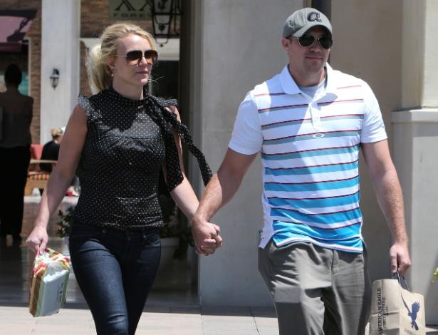 Britney Spears terminou namoro com David Lucado