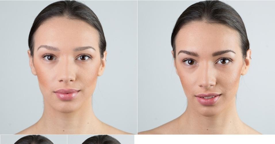 Corretivo para sobrancelhas