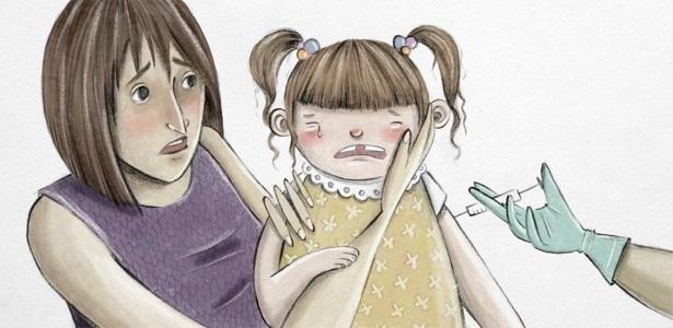 Ao ver a cria machucada ou magoada, afloram sentimentos como impotência, culpa e revolta que afloram
