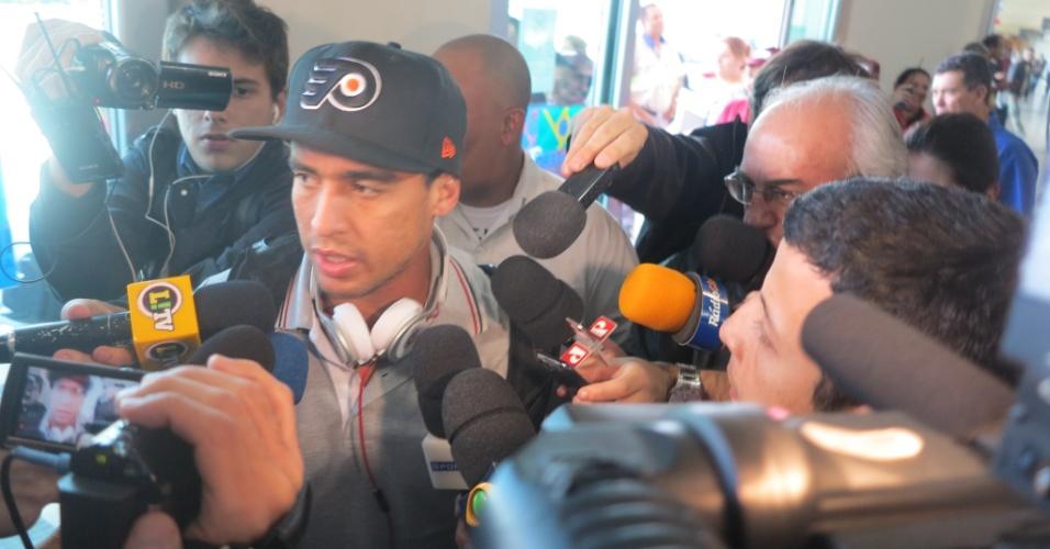Jadson declarou que o Atlético-MG foi muito superior no duelo em Minas, mas acredita em reação do São Paulo ao longo da temporada