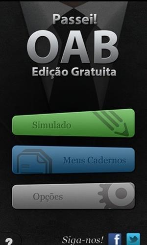 Passei! OAB