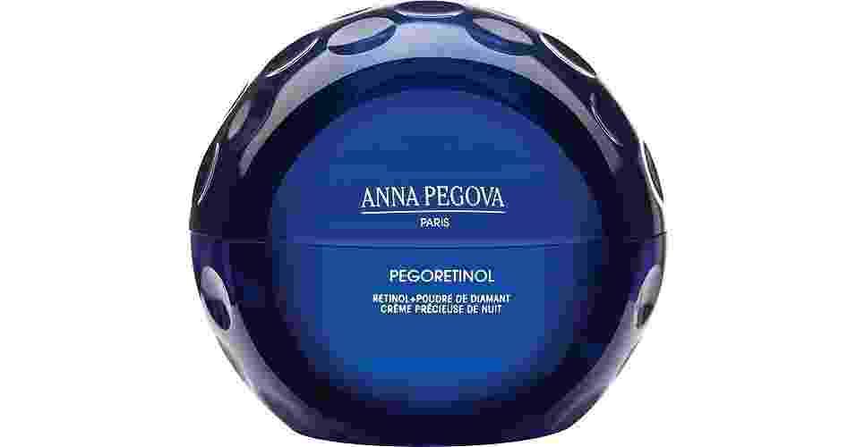 Pegoretinol Crème Précieuse De Nuit, Anna Pegova. - Divulgação
