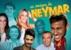 Saiba quem são os personagens do mundo de Neymar - arte/UOL
