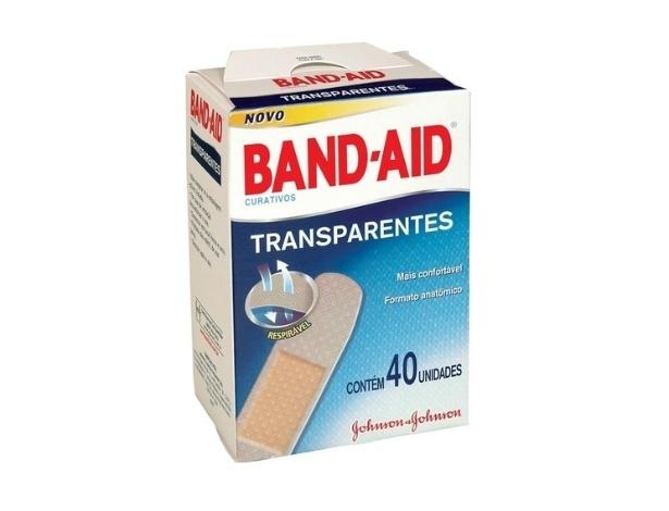 Embalagem de Band-aid