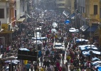 Brasil tem mais de 201 milhões de habitantes, estima IBGE - Leandro Martins/Futura Press